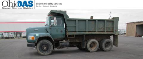 Auctions In Ohio >> DAS/GSD State Surplus Automobile Auction
